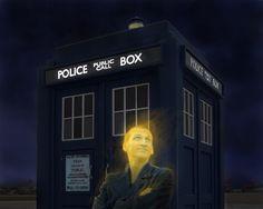 small art, ninth doctor