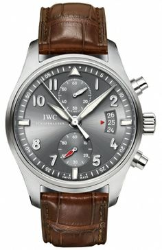IWC Pilot's Watch Spitfire Chronograph IW387802 RRP: USD $10,700