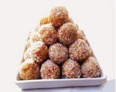 Coconut balls recipe - Party food