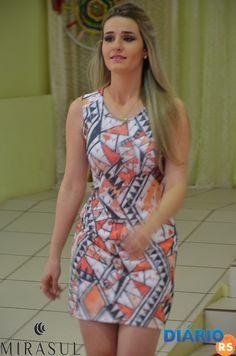 Desfile Lançamento Primavera Verão 15 - Loja Shopping Bambina