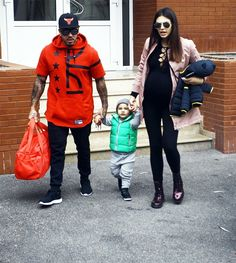 Cute Couples, Celebrity Style, Winter Jackets, Superhero, Celebrities, Hats, Romania, Character, Outfits