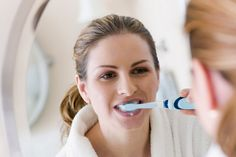 Dental Tip:  Brush thoroughly. Tooth brushing should take between two and three minutes.