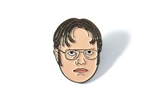 """There is a master key and a spare key for the office. Dwight has them both. When I asked, 'What if you die, Dwight"