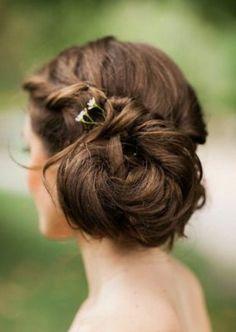 Wedding Hairstyle Inspiration - Photo: Fabrice Tranzer Photography