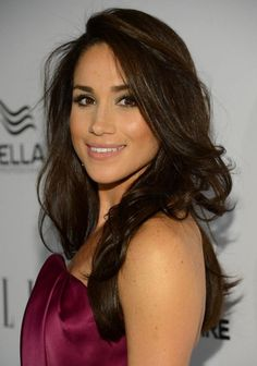 Love this hair color- Meghan Markle