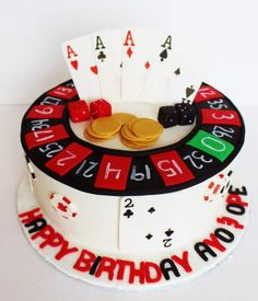 Game night cake by carlascakes custom cakes in ottawa custom cupcakes in ottawa cupcakes ottawa cakes ottawa - carlascakes Casino Royale, 21 Day Fix, Poker Cake, Custom Cupcakes, Yogurt, Casino Cakes, Poker Chips, Casino Theme Parties, Casino Night
