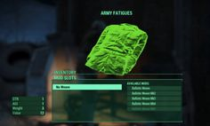 Fallout armor situation is a bit confusing. I'm not talking about Power Armor here—I'm talking about the more everyday stuff your character can wear to keep him or her safe from the hazards of the wastes. Fallout 4 Tips, Fallout Game, Fallout New Vegas, Best Armor, Vault Dweller, Army Fatigue, Bethesda Games, Gaming Tips, Skyrim