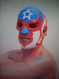 luchadors (I'm not really into wrestling, I just love the masks)