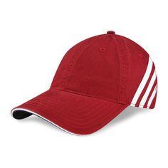 Adidas Golf Campus 2.0 Cap - Red/White