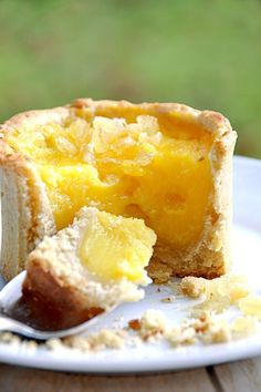 Tarte aux Citron | Lemon Tarte Have tried this at home and it is heavenly!