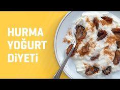 Diyetlerin En Etkilisi: Hurma - Yoğurt Diyeti | Ender Saraç - YouTube