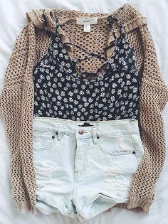 cute fashion dress style hipster brunette trendy ootd fashion week ...