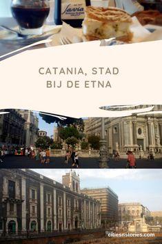 Catania is 1 van mijn favoriete steden op Sicilië. Lees in deze blog welke bezienswaardigheden je er zeker moet bezoeken! Catania, Travel Destinations, Travel Tips, Sicily Travel, Cities In Europe, Summer Travel, Travel Inspiration, Traveling By Yourself, Louvre