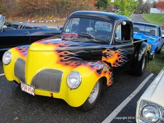Borgeson Hot Rod Gathering | Hotrod Hotline