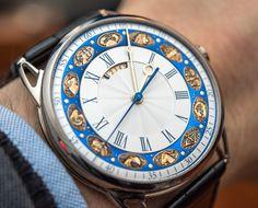 De Bethune DB25T Zodiac Tourbillon Watch
