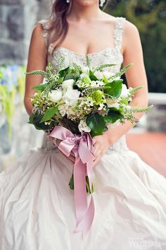 WedLuxe – Dreaming in Watercolour | Photography by: Vasia Weddings Follow @WedLuxe for more wedding inspiration!