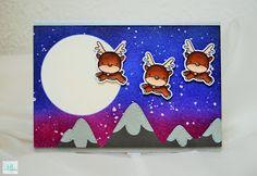Reindeer Games   Mama Elephant