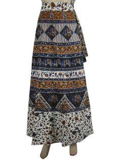 Long Indian Wrap Skirt Navy Blue Elephant Floral Print Gypsy Boho Wrap Around Skirts Mogul Interior,http://www.amazon.com/dp/B00AXTU3QE/ref=cm_sw_r_pi_dp_FmJ7qb0ZTHKRJKNM