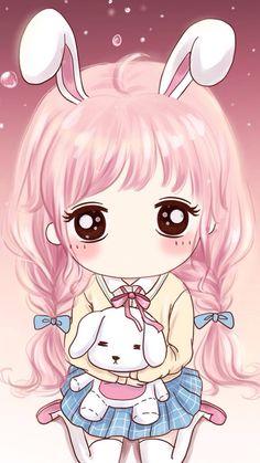 3d830754d37d521911183106569bx2208 Kawaii Chibi Cute Chibi Kawaii Girl
