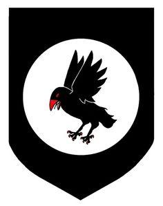 Wappen des Rabenmund