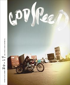 God Speed, motorcycle magazine