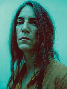 Patti Smith - by Steven Sebring