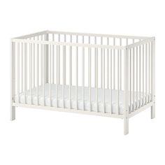 gulliver crib white 27 1 2x52 cr che ikea lit bebe et ikea