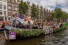 #housemusic New Amsterdam LGBTI club venue JACK launched at Pride Amsterdam: While Amsterdam is already spoilt for choice for top club…