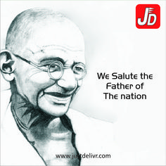 """""""We Salute the Father of The nation"""""""