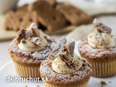 Pernikové cupcakes Cupcakes, Breakfast, Desserts, Food, Gardening, Basket, Morning Coffee, Deserts, Cupcake