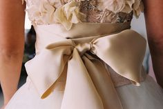 Bow wedding