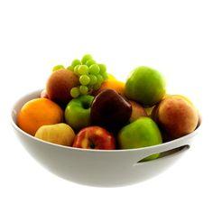"Ten Strawberry Street 13"" Fruit Bowl"