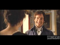 "►Mr. Darcy & Elizabeth | ""You have bewitched me, body and soul, and I love, I love, I love you..."" - YouTube"