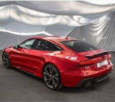 Der neue ❤️ # - New Sites Audi Rs7 Sportback, Audi Rs5, Audi Quattro, Sport Cars, Race Cars, Red Audi, Range Rover Supercharged, Channel, Jackson
