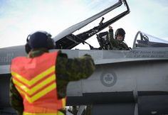 US and Canadian forces join for first live-fly homeland security exercise since Cold War
