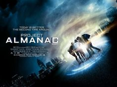 Project Almanac (2015) - Sci-Fi, Thriller, Movie Review