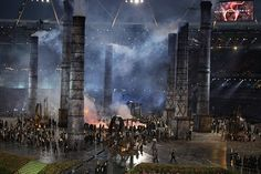 London Olympics' Opening Ceremonies