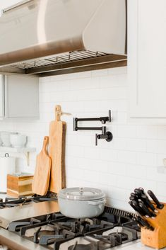 The Reveal: Our Row House Kitchen Renovation is Complete! | 17 Apart