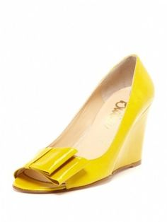 Amazon.com: Butter Shoes Womens Seal in Yellow Patent: Shoes