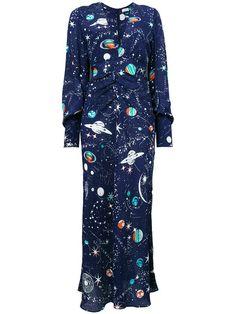 Shop Rixo Maressa Cosmic dress.