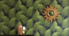 Browse the full range of Brian Yates wallpaper – Order-on-line – FREE Sample service – FREE wallpaper design advice – Hanging – Style – Budget Wood Effect Wallpaper, Funky Wallpaper, Free Wallpaper Samples, Botanical Wallpaper, Budget Fashion, Designer Wallpaper, Interior Decorating, Photo And Video, Green