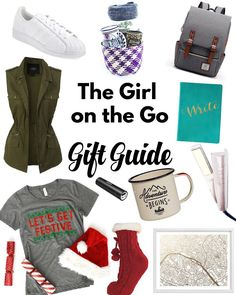 Holiday Gift Guide for the Girl on the Go! The best things in life come in handy, easy to pack and store. Or wait… is that free? Who believes that saying anyway? it's the holidays and it's time to start thinking about those gifts. So here are the best holiday gifts for the traveler in your life. Which, shouldn't we all? My answer is …
