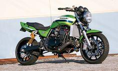Kawasaki Z1200 Turbo motorfiets