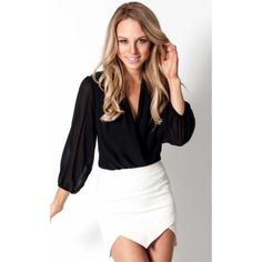 SHOWPO Trinity Skirt in White This figure hugging, eye catching, super flattering skirt is an essential addition to any fashionistas wardrobe. Awesome embossed detailing and zig zag layered hem. NWT. SIZE US 4/ AUS 8/ UK 8 SHOWPO Skirts Mini