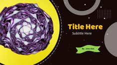 This Creative Free cabbage Presentation Template comes with various features : Easy to use and customize, Number of Various Creative. Microsoft Powerpoint, Presentation Templates, Cabbage, Drink, Google, Food, Beverage, Essen, Cabbages