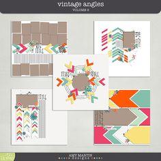 Templates: Vintage Angles v9