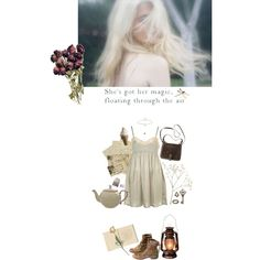 Romantic & mysteries summernight by fridabastrup on Polyvore featuring moda, Miss Selfridge, Topshop and Denby