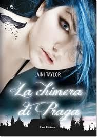Daughter of Smoke and Bone #1 http://www.vivereinunlibro.it/2012/04/anteprima-la-chimera-di-praga.html