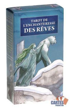 Tarot de l'Enchanteresse des Rêves Cartes Production / Poker Production http://www.amazon.fr/dp/B0033B880M/ref=cm_sw_r_pi_dp_KXQbwb1AFXTRJ