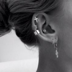 I'm definitely going to try to find a cross for my cartilage!